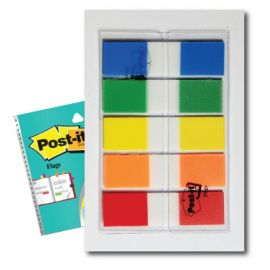 Post - it Flags 12.5mm x 43.7mm x 5 colors x 12 pulls