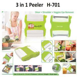3 In 1 Peeler (H-701)