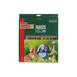 Camel Bi-Colour Pencils 24'S 4196591- PK of 5