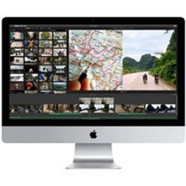 Apple Intel Core I5 (5Th Gen) - (8 Gb/1 Tb Hdd/Mac Os) Mk142Hn/A Mk142Hn/A Hybrid  (1920 Inch, Silver)