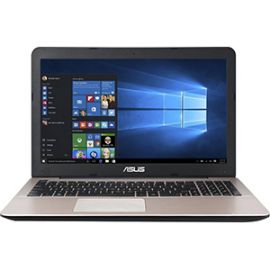 Asus A555La Core I3 (5Th Gen) - (4 Gb/1 Tb Hdd/Windows 10) 90Nb0651-M37570 A555La-Xx2384T Notebook  (15.6 Inch, Dark Brown, 2.3 Kg)