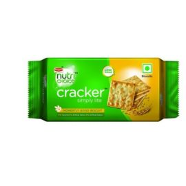 Britannia Nutrichoice Cracker Biscuit 100 Gms - PK Of 30