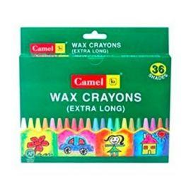 Camel Extra Large Wax Crayon Assorted 4522520 - PK Of 180