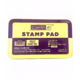 Camlin Stamp Pad-Medium Violet Color - PK Of 20