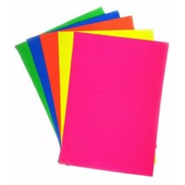 "Colour Chart Paper Size 22"" X 28"" - PK Of 20"