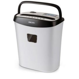 Deli Paper Shredder 9928 White