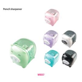 Deli Pencil Sharpener W0557 - Assorted