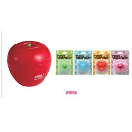 Deli Pencil Sharpener W0566 - Assorted