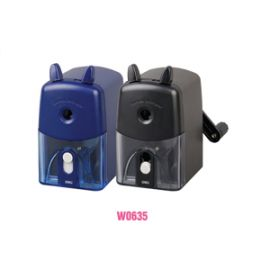 Deli Pencil Sharpener W0635 - Assorted