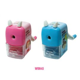 Deli Pencil Sharpener W0645 - Assorted