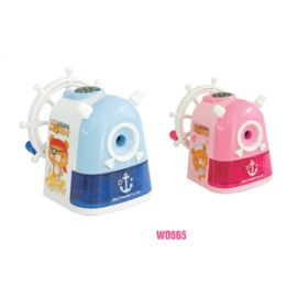 Deli Pencil Sharpener W0665 - Assorted