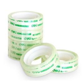 Deli Transparent Tape 12 Inch X 14Yds