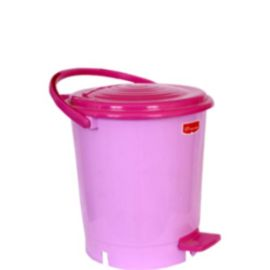 Plastic Pedal Dustbin - Big