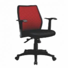 Executive  Chair Blazem Oss - T Blaze   Middle Back Chair Black/Black