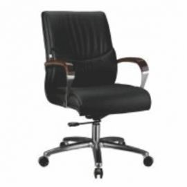 Executive  Chair Bossm Oss - Tb  Oss Middle Back Chair Black/Black