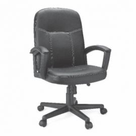 Executive  Chair Imaymbo Oss - T Mayor Mid Back Office Chair Black/Black