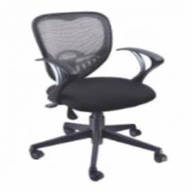 Executive  Chair Afc-270  Nylon  Nylon Base  Push Back  Pp  Seat Fabric And Back Mesh
