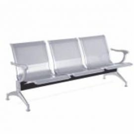 Visitor Chair Ielab3S Mss  Elano New 3 Seater Bench Silver