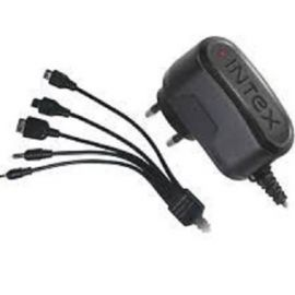 Intex In-500 Smc Battery Charger  (Black)