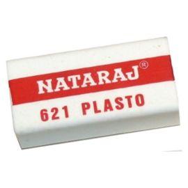 Nataraj 621 Plasto Erasers - PK Of 20
