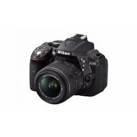 Nikon D5300 24.2Mp Digital Slr Camera (Black) With 18-55Mm Vr Kit Lens, 8Gb Card And Camera Bag