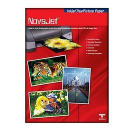 Novajet Photo Glossy Paper 130 Gsm Size A4 50 Sheets -1 PK