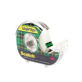 Scotch Magic-Dispensers Packs & Refill Rollsdonut Dispenser  19Mm*7.6M