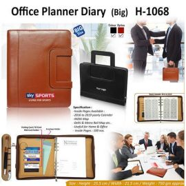 Office Planner Diary (H-1068) - Big Size