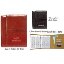 Office Planner Diary (H-1076) - Big Size