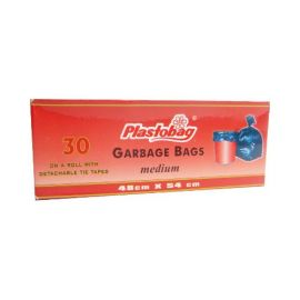 Plastobag Garbage Bag Medium - PK Of 20