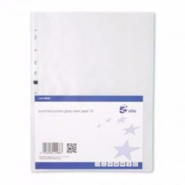 Punch Folder A4 Size Thick - PK Of 100