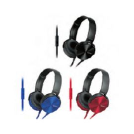 Sony Mdr-Xb450Ap On-Ear Extra Bass(Xb) Headphones With Microphone (Black)