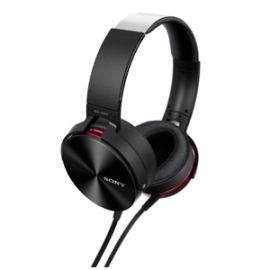 Sony Mdr-Xb950Ap On-Ear Extra Bass(Xb) Headphones With Mic (Black)