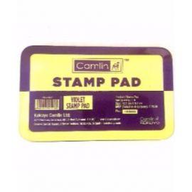 Camlin Stamp Pad No 2 Violet Medium - PK Of 20