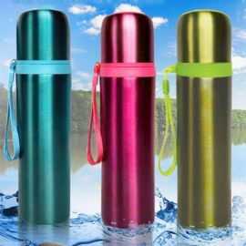 Steel Hot & Cold Flask H-103