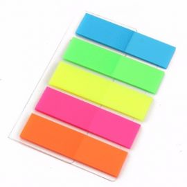 Stickon Post It Flags Plastic - (20 Pcs)
