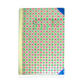 Stock Register 192 Pages Size 210 Mm X 350 Mm