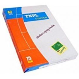 Tnpl Copier Paper A3 75Gsm White 500Sheets Per Ream-5PK