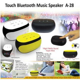 Touch Bluetooth Music Speaker (A-28)