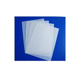 Transparent Lamination Sheet A4 125 Micron - PK Of 100