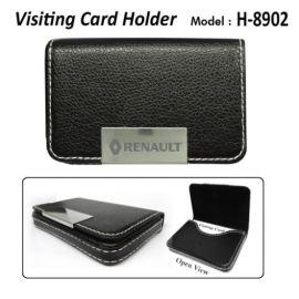 Visiting Card Holder (H-8902) - Metal Plate