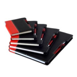Hard Cover Premium Leatherite Note Books-X304G