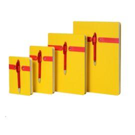 Hard Cover Premium Leatherite Note Books-X305B