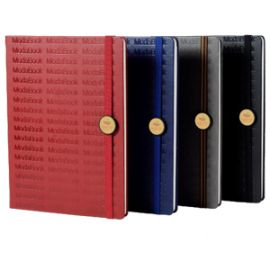 Hard Cover Premium Leatherite Note Books-X306B