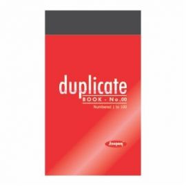A-One Duplicate Book 1/8
