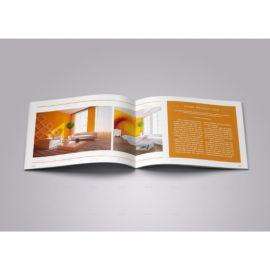 A5 Booklets (Landscape 8 Sides)(25 Booklets)