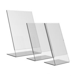 Acrylic Display Stand A4 Size (EA)