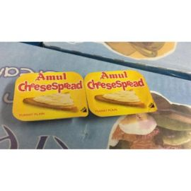 Amul Cheese Spread 1kg (100*10gm)