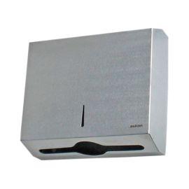 Askon Folded Paper Towel Dispenser Mini Ast 30 Ss