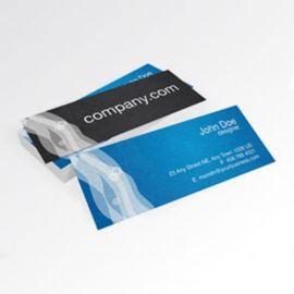 Back To Back Slim Business Card 2(100 Cards)